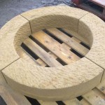 Punch Faced Circular Window Surrounds