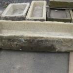 Handmade Stone Troughs