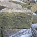 Punched Faced Stone