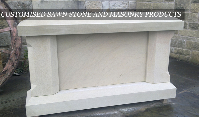 Sawn Stone and Masonry