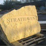 Bespoke Name Stones